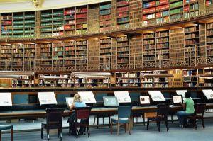 British Library Reader Room