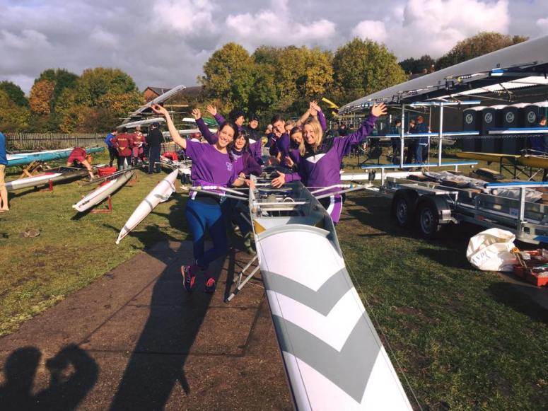 Rowing 7